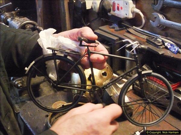 2014-01-29 Brough Motorcycle Restoration + Triumphs. (73)073