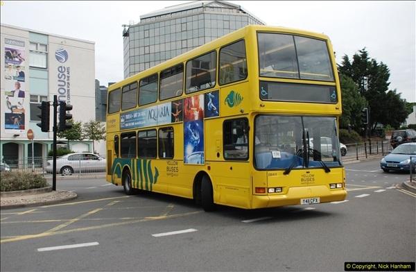 2013-08-07 Poole Bus Station, Dorset.  (1)068