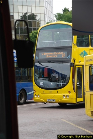 2013-08-07 Poole Bus Station, Dorset.  (3)070