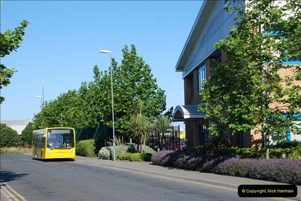 2012-08-26 Yellow Buses Yard Visit.  (2)002