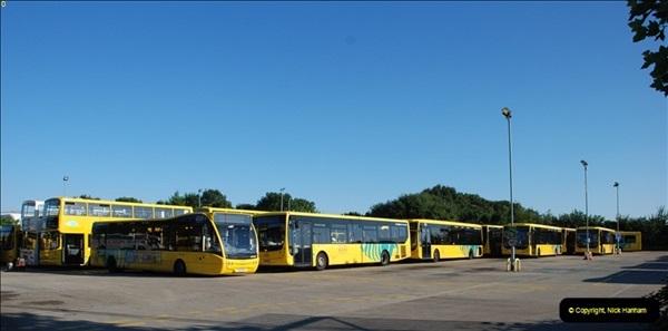 2012-08-26 Yellow Buses Yard Visit.  (6)006