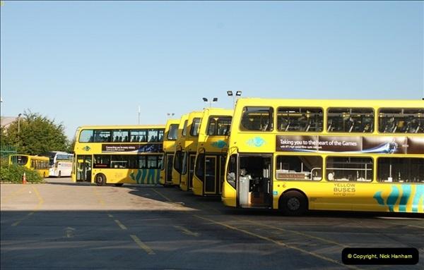 2012-08-26 Yellow Buses Yard Visit.  (9)009
