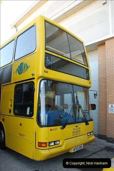 2012-08-26 Yellow Buses Yard Visit.  (13)013