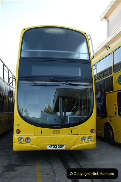 2012-08-26 Yellow Buses Yard Visit.  (14)014