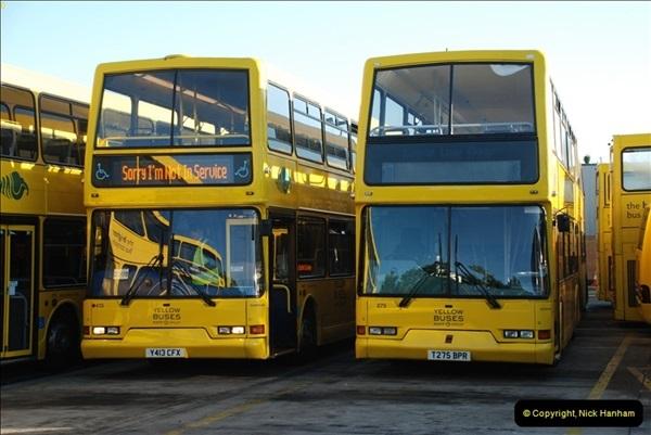 2012-08-26 Yellow Buses Yard Visit.  (18)018