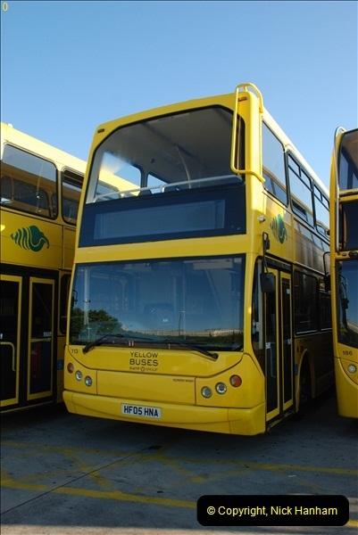 2012-08-26 Yellow Buses Yard Visit.  (22)022