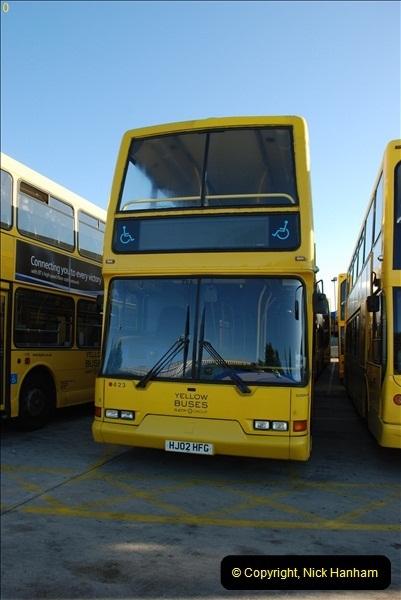 2012-08-26 Yellow Buses Yard Visit.  (23)023