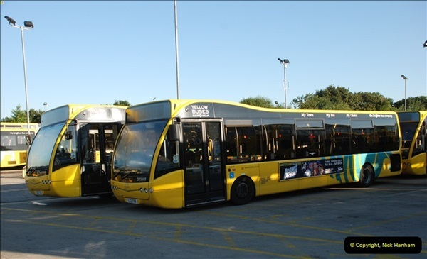 2012-08-26 Yellow Buses Yard Visit.  (25)025