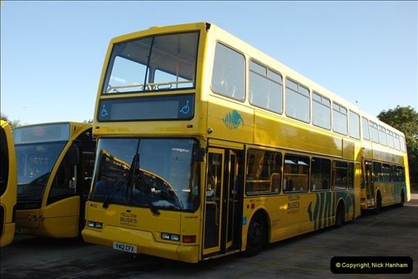 2012-08-26 Yellow Buses Yard Visit.  (30)030