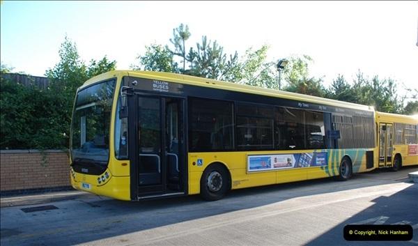 2012-08-26 Yellow Buses Yard Visit.  (47)047