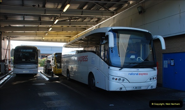 2012-08-26 Yellow Buses Yard Visit.  (48)048