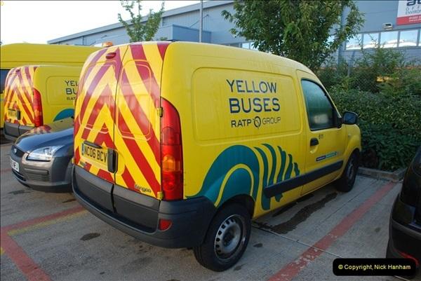 2012-08-26 Yellow Buses Yard Visit.  (64)064