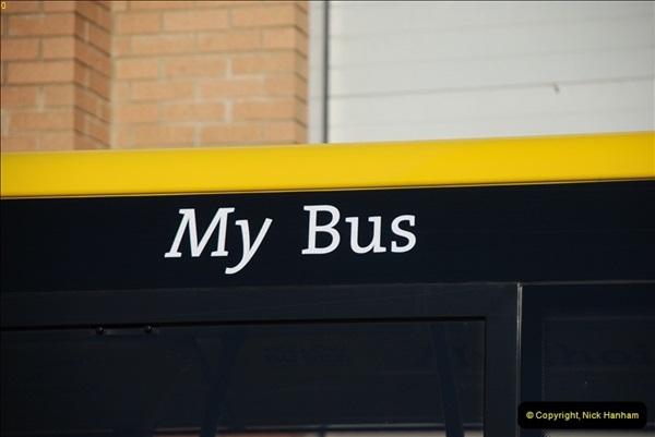 2012-08-26 Yellow Buses Yard Visit.  (70)070