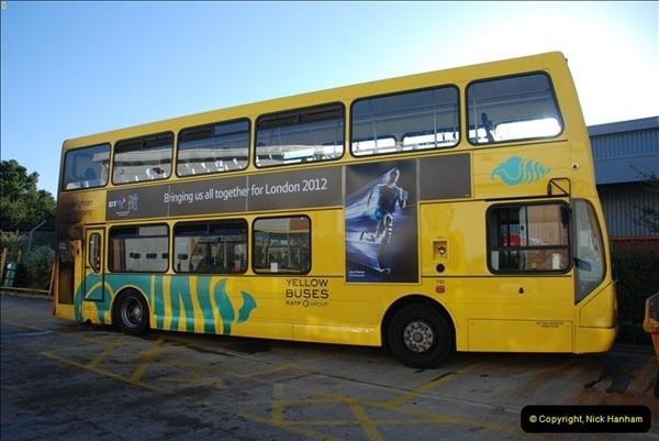 2012-08-26 Yellow Buses Yard Visit.  (73)073