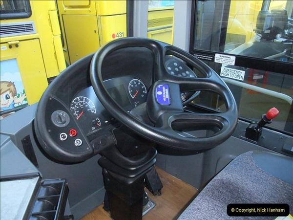 2012-08-26 Yellow Buses Yard Visit.  (88)088