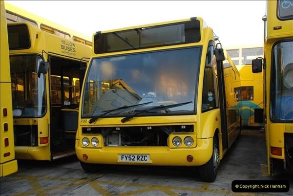2012-08-26 Yellow Buses Yard Visit.  (95)095