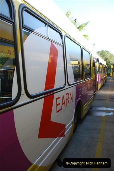 2012-08-26 Yellow Buses Yard Visit.  (113)113