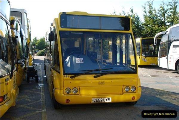 2012-08-26 Yellow Buses Yard Visit.  (120)120