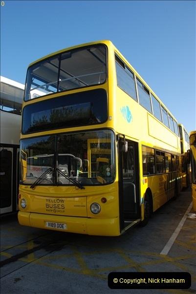 2012-08-26 Yellow Buses Yard Visit.  (141)141