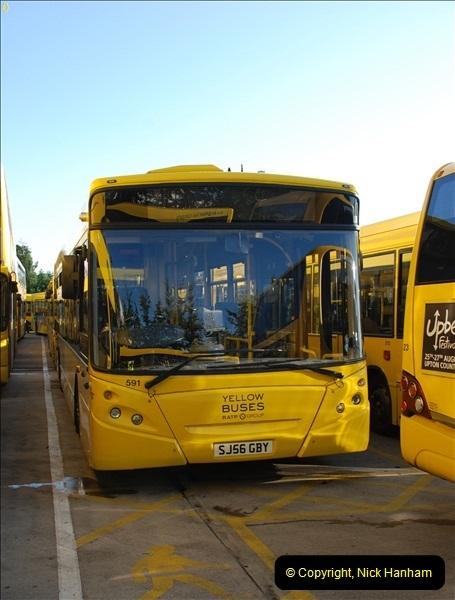 2012-08-26 Yellow Buses Yard Visit.  (142)142