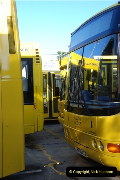 2012-08-26 Yellow Buses Yard Visit.  (145)145