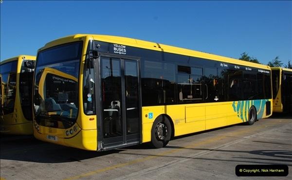 2012-08-26 Yellow Buses Yard Visit.  (160)160