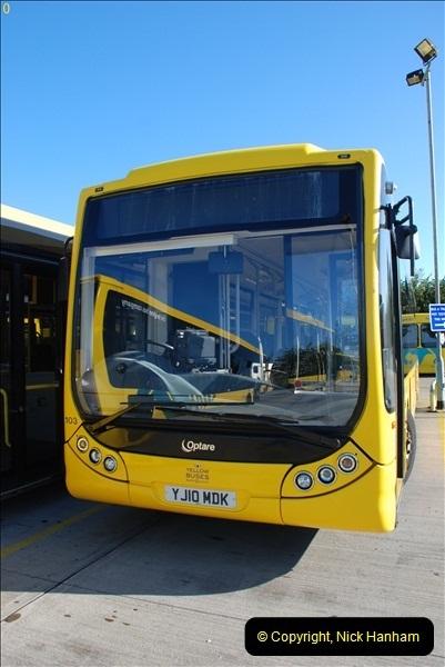 2012-08-26 Yellow Buses Yard Visit.  (162)162