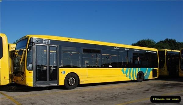 2012-08-26 Yellow Buses Yard Visit.  (165)165