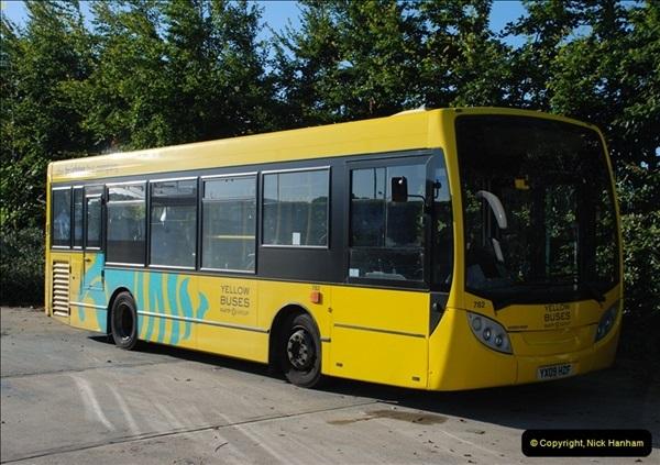 2012-08-26 Yellow Buses Yard Visit.  (175)175