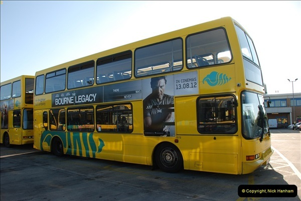 2012-08-26 Yellow Buses Yard Visit.  (182)182