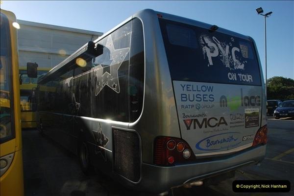 2012-08-26 Yellow Buses Yard Visit.  (193)193