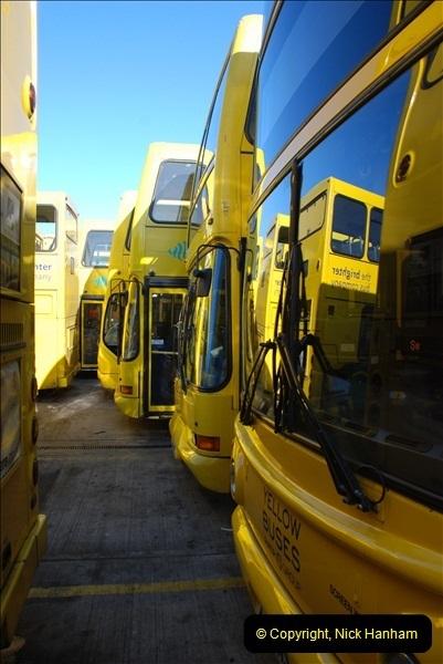 2012-08-26 Yellow Buses Yard Visit.  (196)196