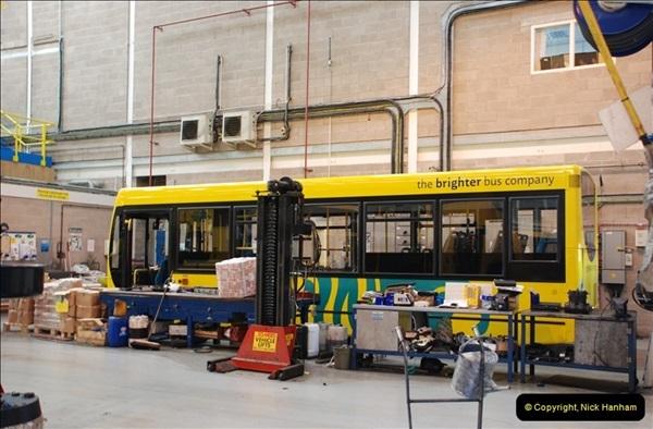 2012-08-26 Yellow Buses Yard Visit.  (209)209