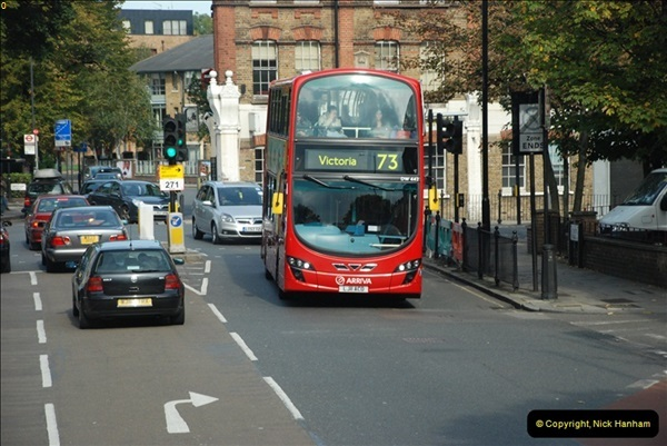 2012-10-07 Ride on LT12 GHT Borismaster. Route 38 Victoria to Hackney Central.  (66)71