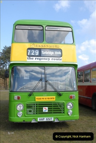 2013-04-06 South East Bus Festival, Maidstone, Kent.   (12)012
