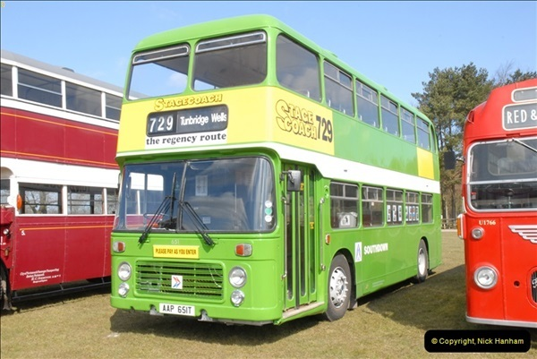 2013-04-06 South East Bus Festival, Maidstone, Kent.   (13)013