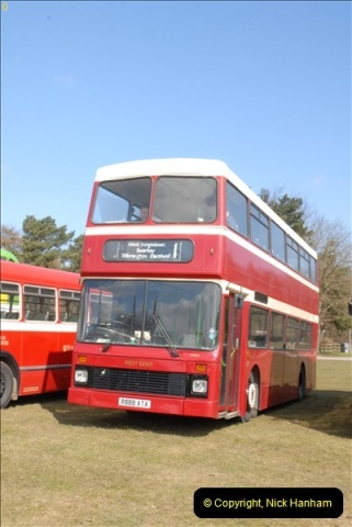 2013-04-06 South East Bus Festival, Maidstone, Kent.   (17)017