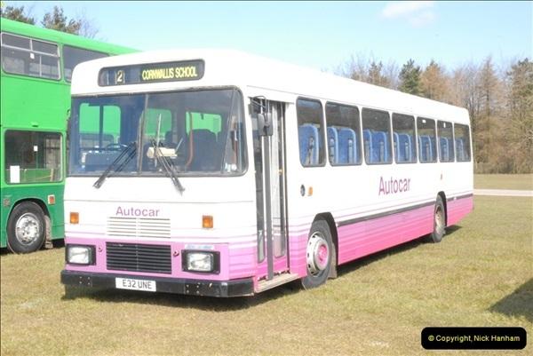 2013-04-06 South East Bus Festival, Maidstone, Kent.   (22)022