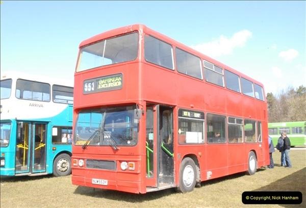 2013-04-06 South East Bus Festival, Maidstone, Kent.   (23)023