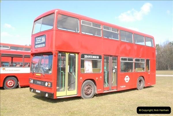 2013-04-06 South East Bus Festival, Maidstone, Kent.   (25)025