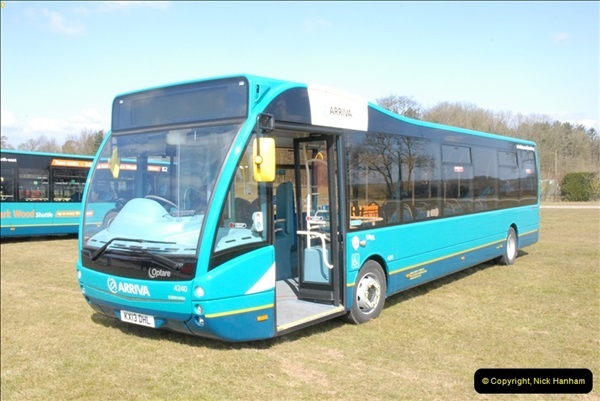2013-04-06 South East Bus Festival, Maidstone, Kent.   (29)029