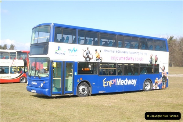 2013-04-06 South East Bus Festival, Maidstone, Kent.   (33)033
