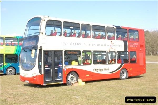 2013-04-06 South East Bus Festival, Maidstone, Kent.   (34)034