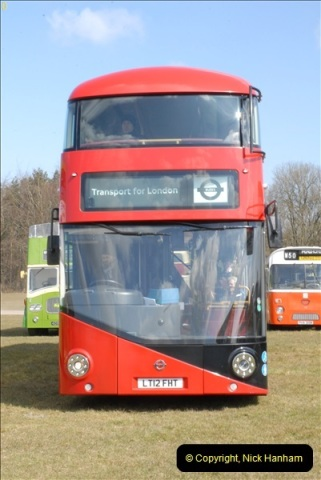 2013-04-06 South East Bus Festival, Maidstone, Kent.   (39)039
