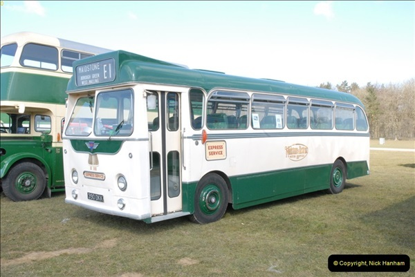 2013-04-06 South East Bus Festival, Maidstone, Kent.   (42)042