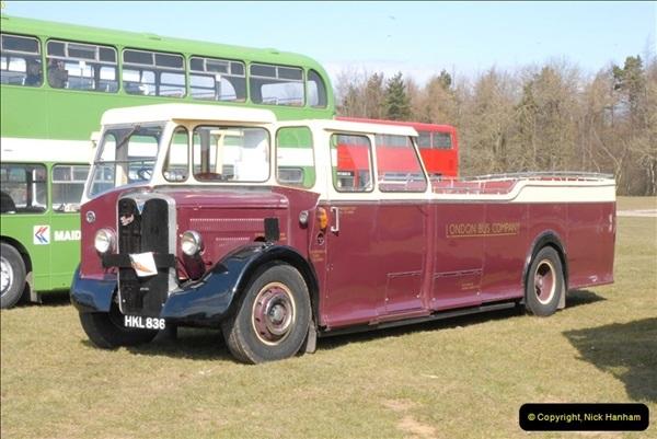 2013-04-06 South East Bus Festival, Maidstone, Kent.   (44)044
