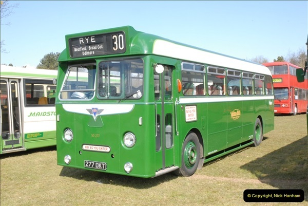 2013-04-06 South East Bus Festival, Maidstone, Kent.   (48)048