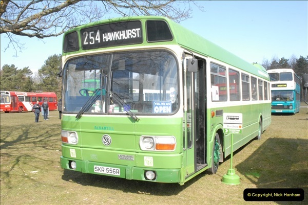 2013-04-06 South East Bus Festival, Maidstone, Kent.   (50)050