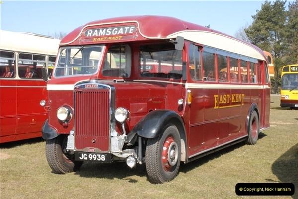 2013-04-06 South East Bus Festival, Maidstone, Kent.   (54)054