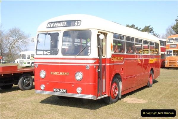 2013-04-06 South East Bus Festival, Maidstone, Kent.   (56)056